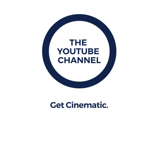 YouTube Channel - Get Cinematic